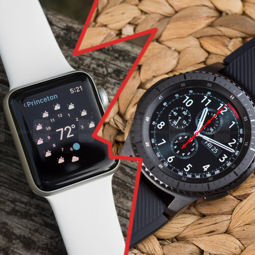 Using a Samsung Gear S3 with iPhone — what are the differences to