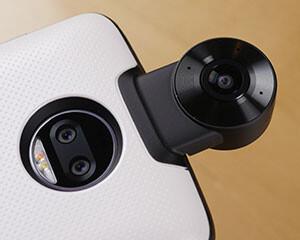 Moto Z2 Force & Moto 360 Camera: Unboxing Motorola's latest modular gear