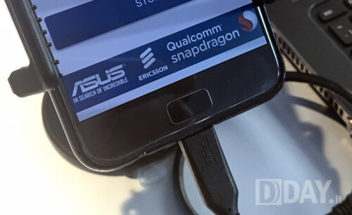 Alleged photos of the Asus ZenFone 4 Pro