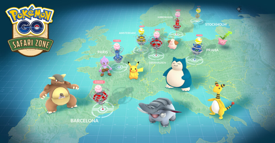 Pokemon GO events across Europe delayed following Chicago Fest fiasco