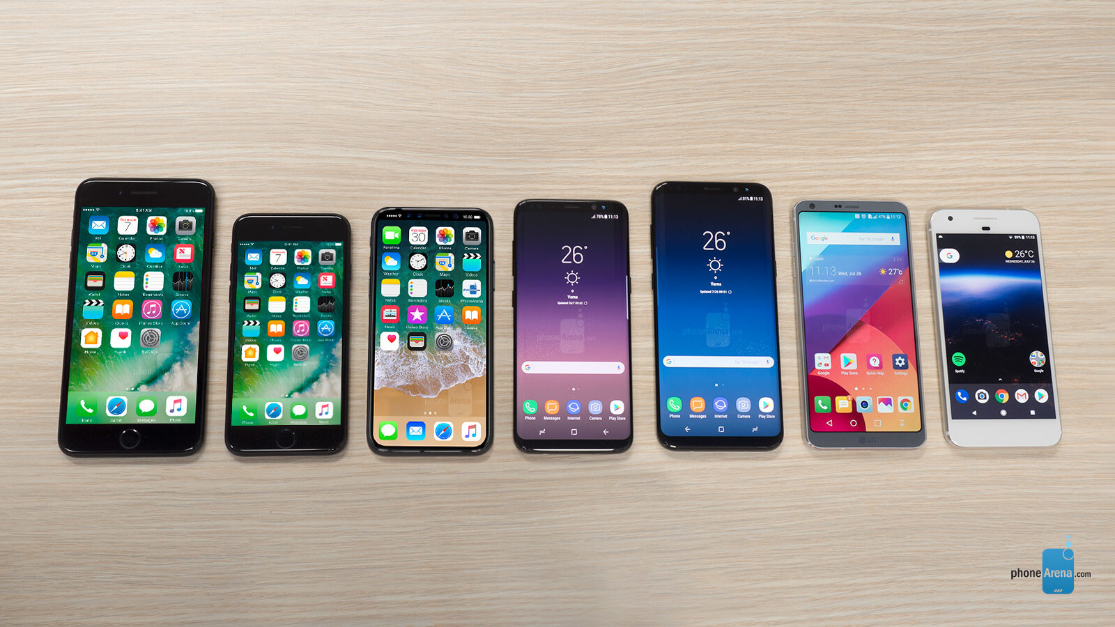 Perché Apple iPhone 8 Plus é meglio di Samsung Galaxy S8 Plus?