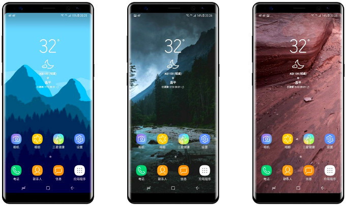 A fan made mockup of the Galaxy Note 8 - Samsung Galaxy Note 8 passes through the FCC, reveals four variants