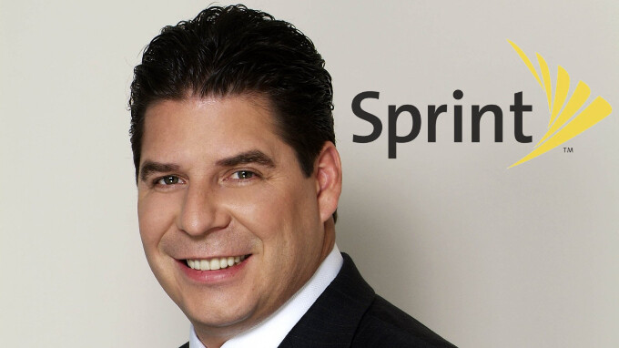 Sprint posts first quarterly profit in three years