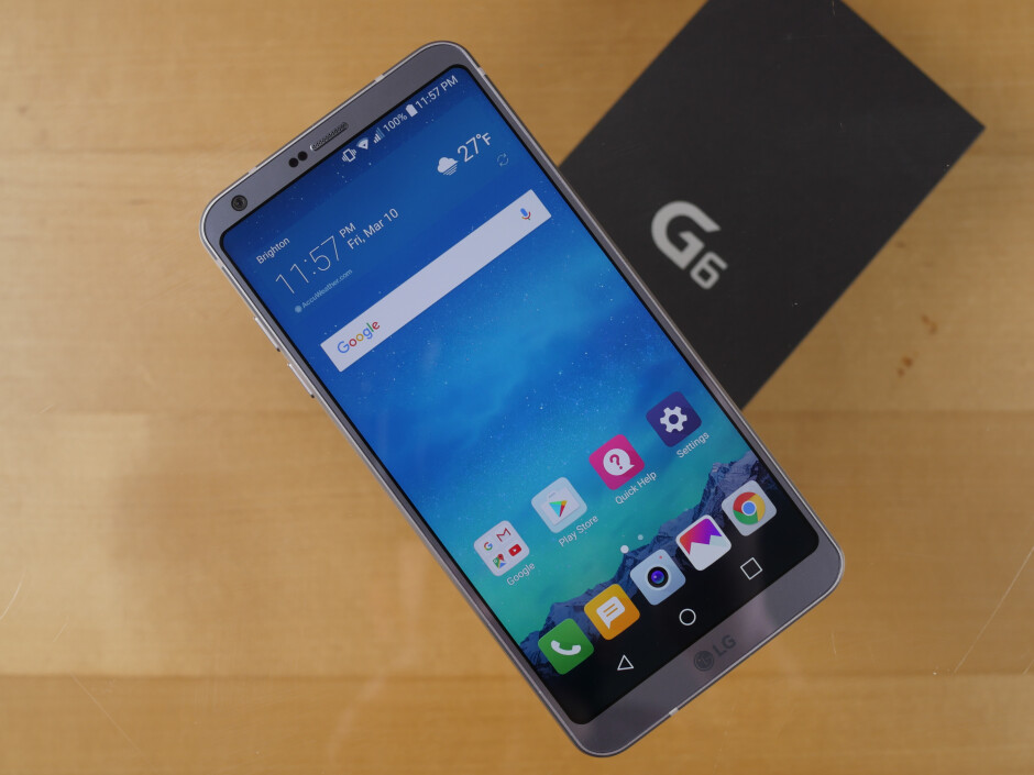 FYI, Samsung Galaxy S8 and LG G6 have been certified for being environmentally friendly