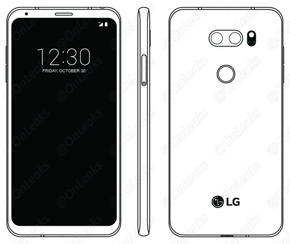 Rumor: LG V30 to feature a 6-inch display, software replacement for missing second screen