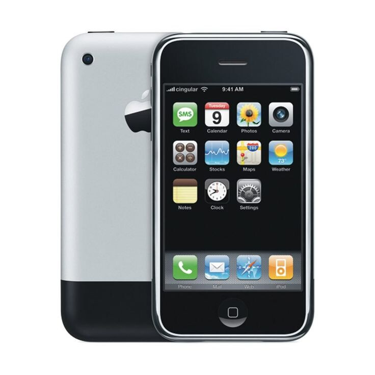 Back in 2007, Apple reinvented the smartphone - 1.2 billion iPhone handsets have been sold since the device launched in 2007