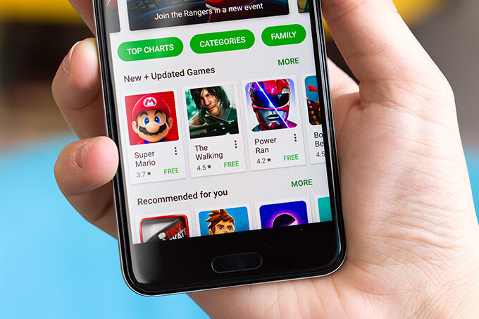 The Google Play Store now allows for even longer app titles