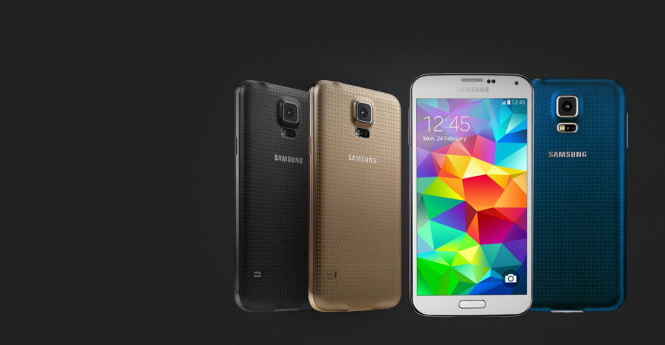 Samsung pushes out July security update to Galaxy S5
