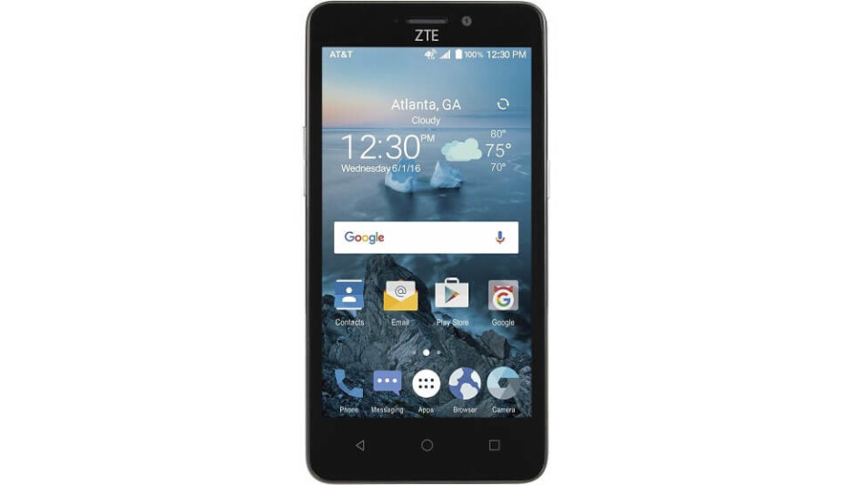Surprisingly, AT&T rolls out Android 7.1.1 Nougat update for ZTE Maven 2