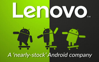 Lenovo smartphones will all feature stock Android from now on
