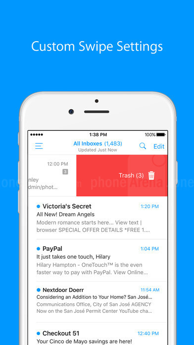 EasilyDo changes name to Edison, adds cool AI features to Email app