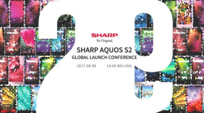 Sharp Aquos S2 is an impressive full-screen flagship with a finger scanner under the screen