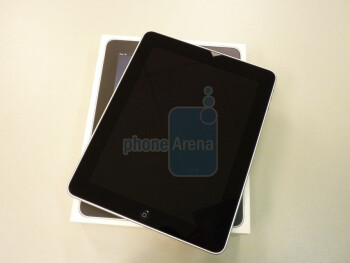 UPDATED: First impressions with the Apple iPad