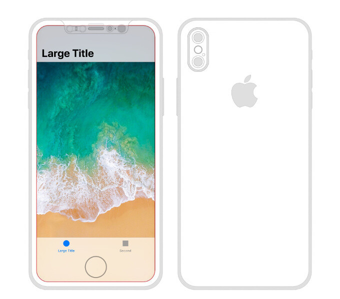 This is what the iPhone 8 could look like - The iPhone 8 will have a sharper screen: here is the most likely resolution