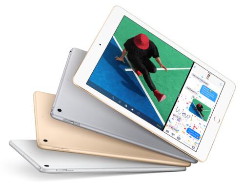 iPad (2017, 9.7-inch model)