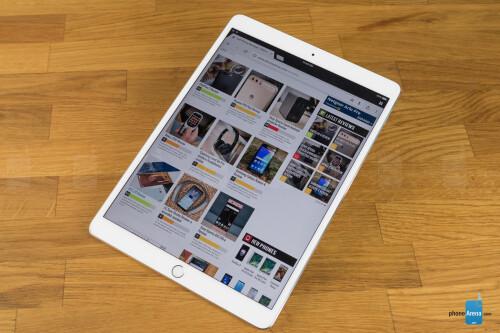 iPad Pro 10.5 and 9.7