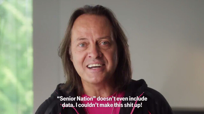 T-Mobile introduces #Unlimited55 plan for everyone over 55 y.o.: 2 lines of unlimited data for just $60