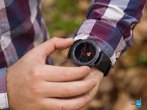Samsung Gear S3 and Gear S2