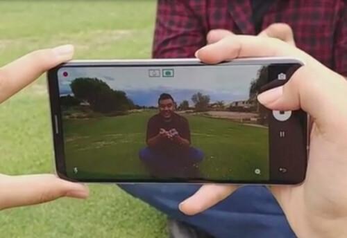 LG V30 surfaces on leaked images