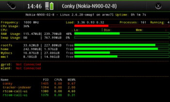 Nokia N900 CPU clock speed gets bumped to 1GHz