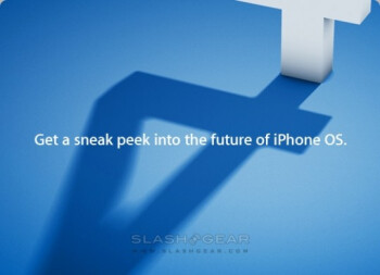 "Apple pins April 8 as its iPhone OS 4.0 ""sneak peek"" event"