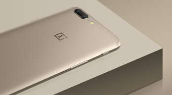 OnePlus has improved its manufacturing process for a 30% finer finish on the new gold OP5