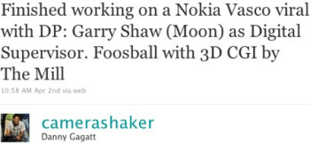 Nokia N8 Vasco getting treated to a viral video campaign?