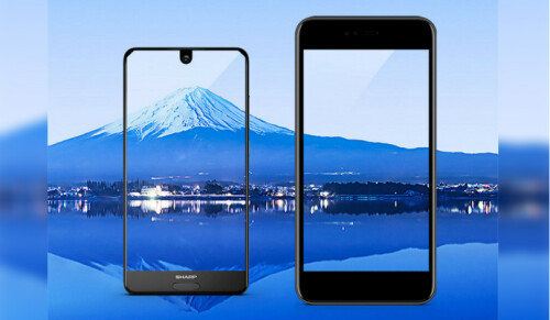 Sharp Aquos S2 is official with vertical dual camera and compact 'tri-bezel' design