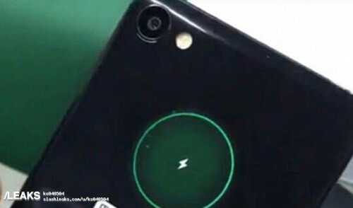 Experimentation continues: Meizu X2 leaks with a circular back display