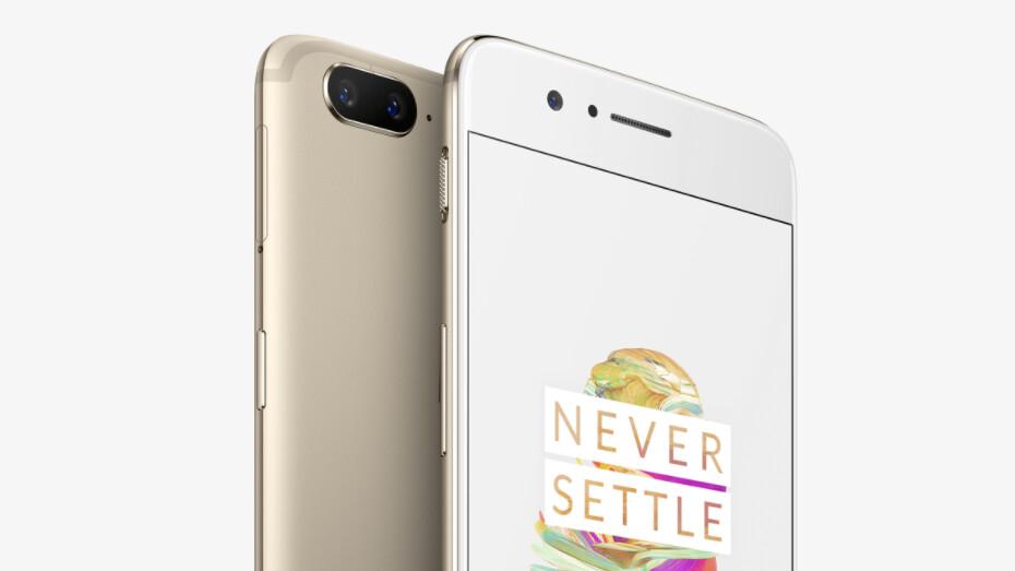 OnePlus 5 Soft Gold Vs Midnight Black Slate Gray Color