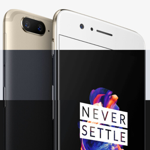 Black is your favorite OnePlus 5 color