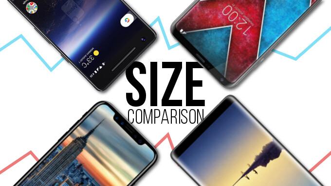 S6 vs iphone 8 Plus vs xperia z3