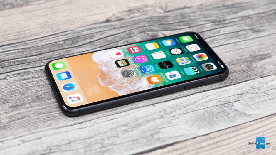 The iPhone 8 will detect when you're looking at it, leaked code suggests