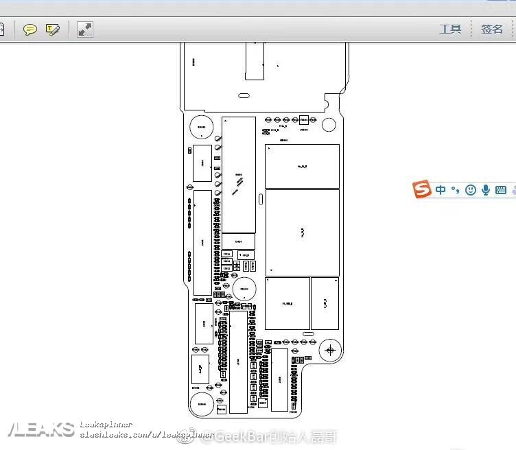 Alleged iPhone 8 logic board schematics leak out - Alleged iPhone 8 logic board schematics leaks out, here's what it's telling us