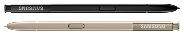 The S Pen – Samsung's digital stylus to be equipped with the Galaxy Note 8 - Galaxy Note 8 vs LG V30: both big and powerful, but here's how they'll differ