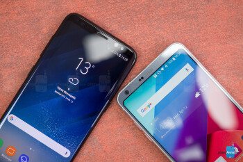 As far as software goes, the Samsung Galaxy Note 8 and LG V30 could end up being quite similar to the Galaxy S8 and LG G6