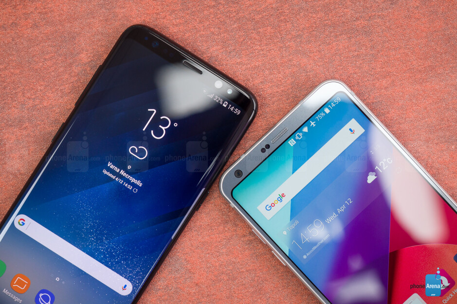 As far as software goes, the Samsung Galaxy Note 8 and LG V30 could end up being quite similar to the Galaxy S8 and LG G6 - Galaxy Note 8 vs LG V30: both big and powerful, but here's how they'll differ