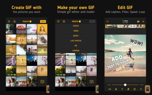 ImgPlay Pro - GIF Maker - was $1.99