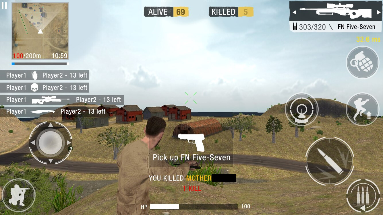 Android And IPhone Battle Royale Games Like Playerunknowns - Minecraft ahnliche spiele iphone