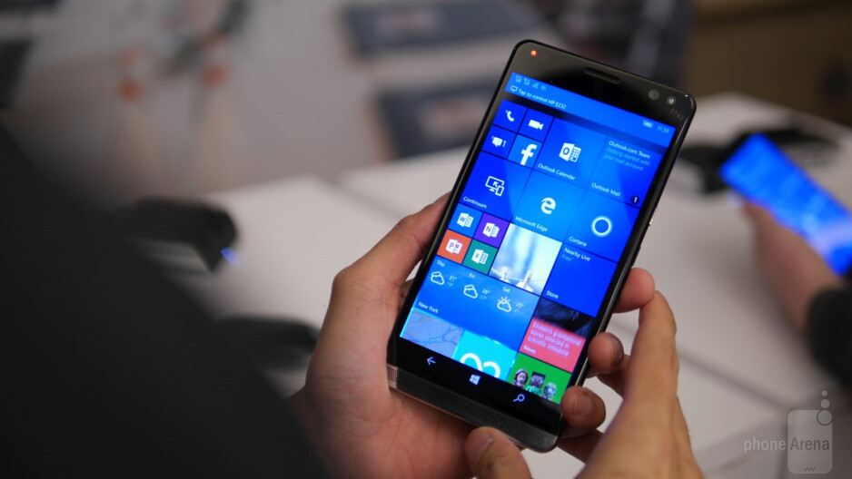 HP is experimenting with Android for a successor to the Elite X3, rumor claims