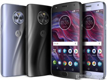 Moto X4 official press images surface along with final specs