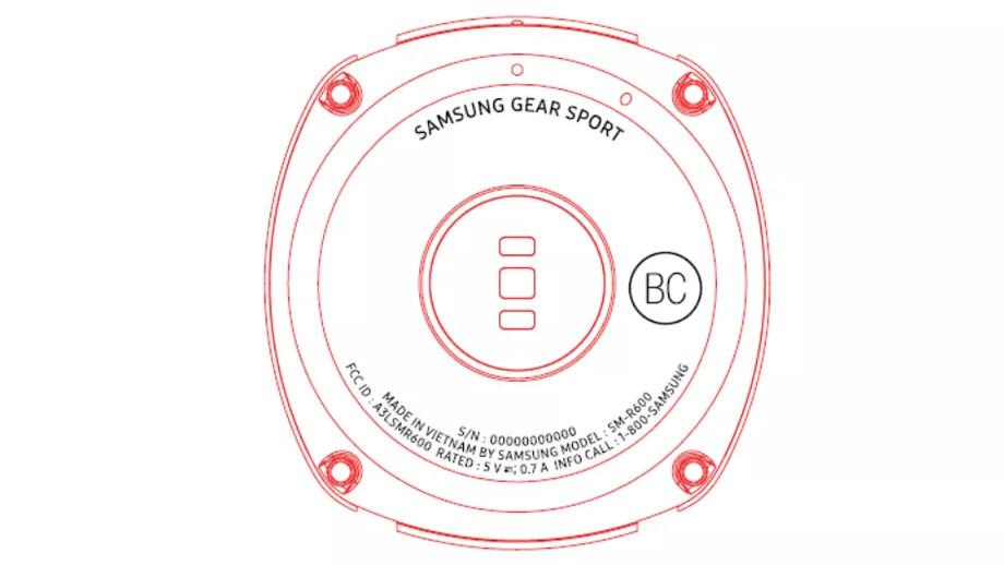 Samsung's next hybrid smartwatch is called Gear Sport