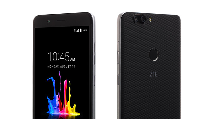 ZTE intros the Blade Z Max: an affordable 6-incher with dual cameras and impressive battery