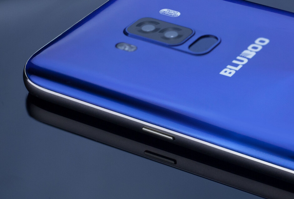 Curvy glass, dual cameras, and huge battery for cheap: the Bluboo S8's pre-sale boosted by more bonuses