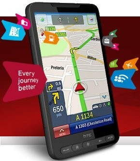 HTC HD2 gets a new update for CoPilot Live 8