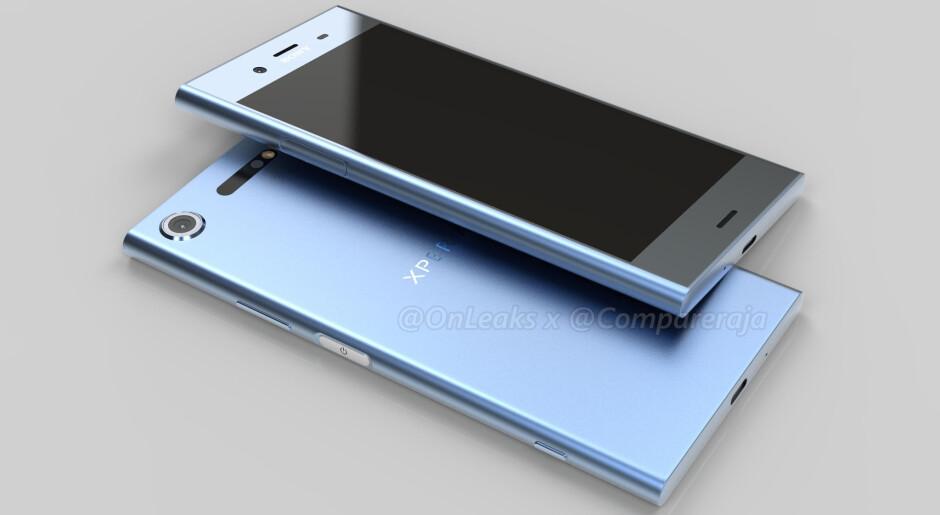 Sony Xperia XZ1 design allegedly revealed: No surprises