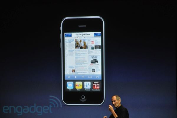 Multitasking. On the iPhone. - First look at Apple iPhone OS 4