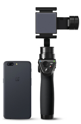 OnePlus back to school promo brings bundles with OnePlus 5, DJI drones and stabilizers