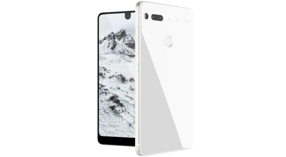 Essential Phone pre-orders to start shipping within 7 days