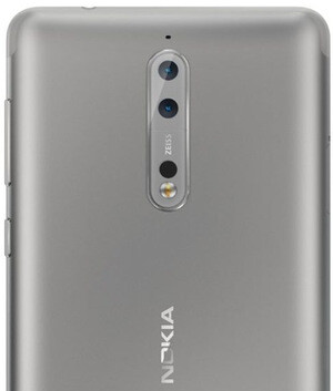 The Nokia 8 will have a dual camera with Zeiss optics - The Nokia 8 announcement is today. Here are the specs, features and images we have so far